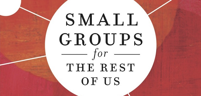 SmallGroupsForTheRestOfUs