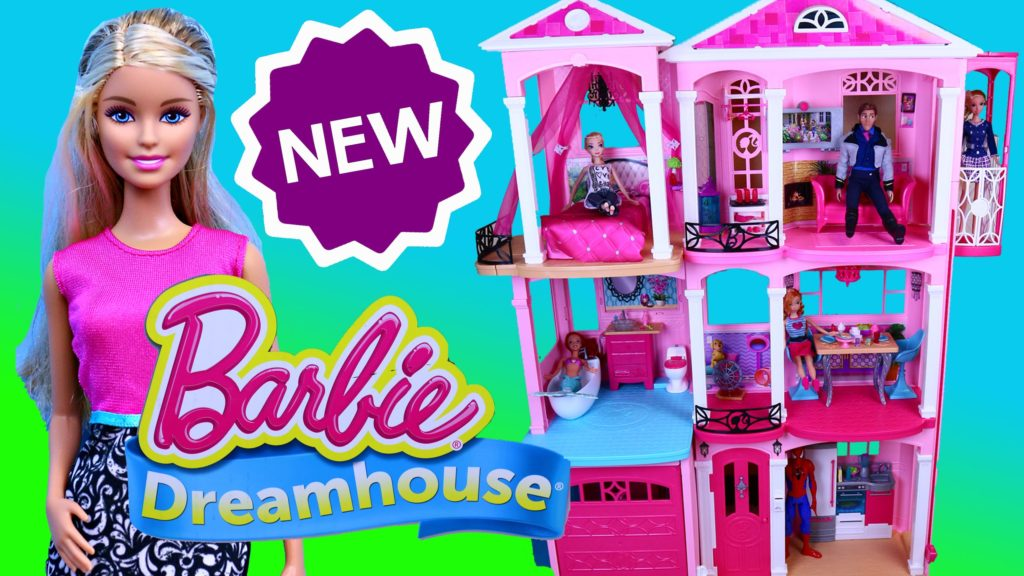 BarbieDreamhouse
